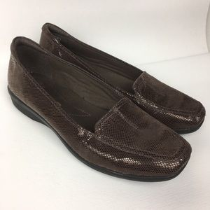 CLARKS Collection Soft Cushion Loafers Sz 8